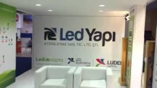 Cylindir led lamp