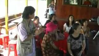 ล่องแพเมืองกาญจนบุรี