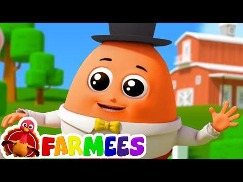 Humpty Dumpty saß auf einer Wand   Kinderlieder zum mitsingen   Farmees Deutschland   kinder videos from YouTube · Duration:  16 minutes 1 seconds