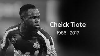 Berita duka! Eks Newcastle united Cheick Tiote meninggal dunia