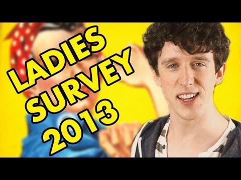 Ladies Survey 2013!
