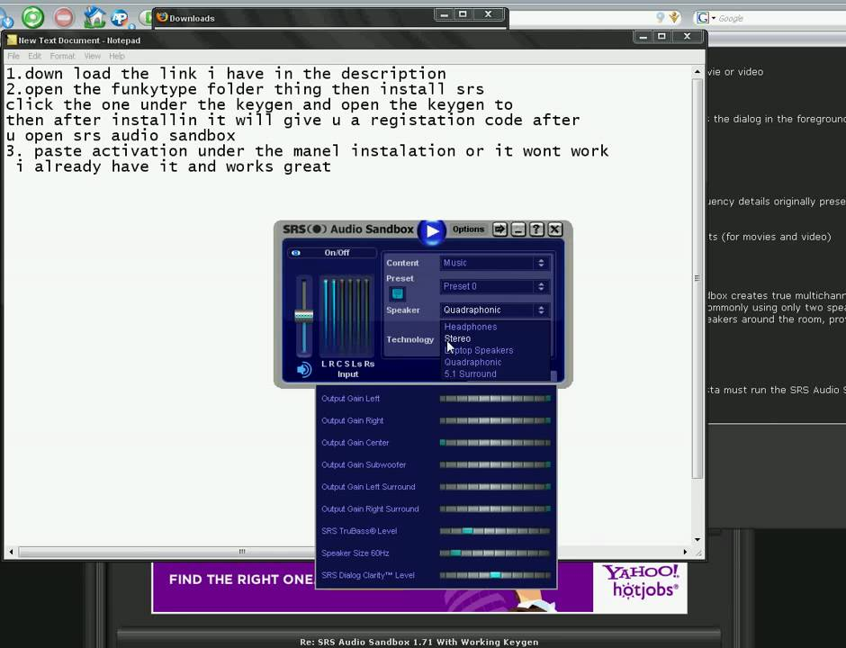 srs audio sandbox full version + crack