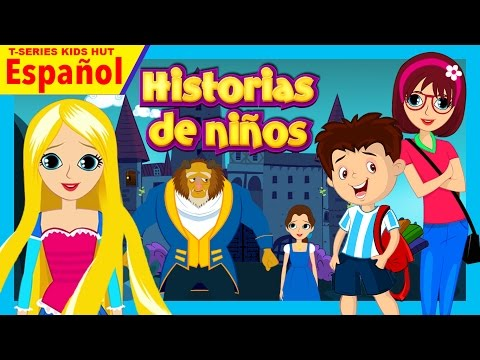 historias-de-niños-en-español---colección-de-historias-para-niños-||-cuentos-en-espanol