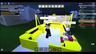 roblox how to glitch a boat. (work at the pizza place) *patched*