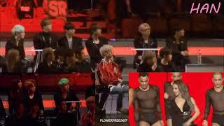 151202 MAMA BTS 방탄소년단 GOT7 갓세븐 reaction Jolin Tsai 蔡依林 PLAY …