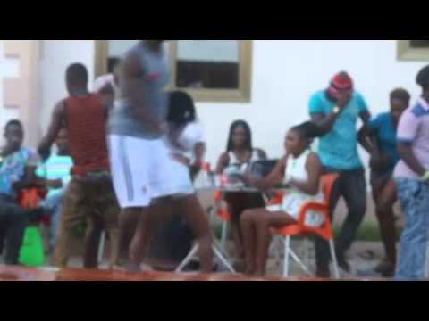 Ghana's Republic Day Pool Party at KEEGEE Hotel