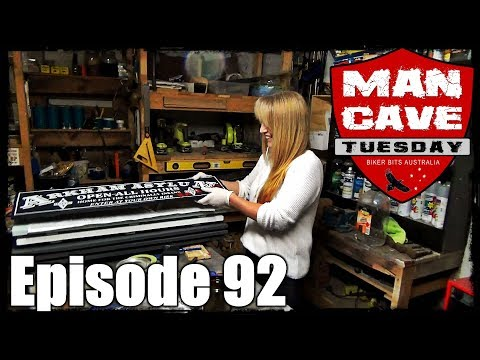 Man Cave Tuesday - Episode 92