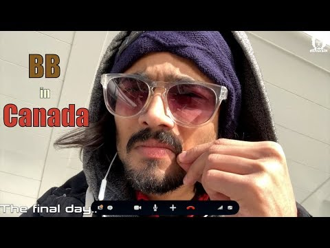 BB Ki Vines (Vlog #5)- | BB in Canada |