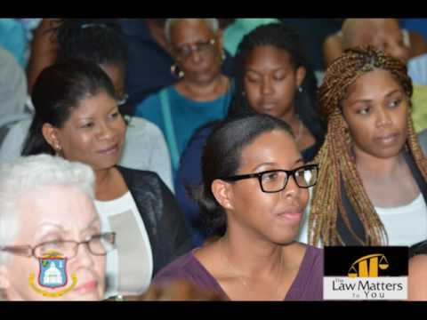 DCOMM LECTURE SERIES : THE LAW MATTERS TO YOU BY JUDGE M DE KORT PART 2