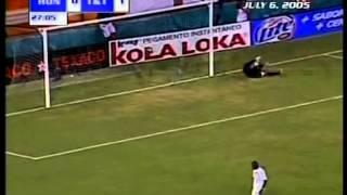 2005 GOLD CUP HONDURAS 1 TRINIDAD TOBAGO 1 JUL 7 2005