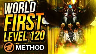 WORLD FIRST BFA LEVEL 120 GINGI | Method