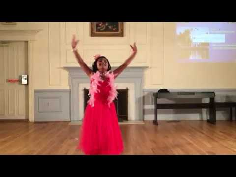 Sridevi- Hawa Hawai- Mr.India -Dance performance by Suhani