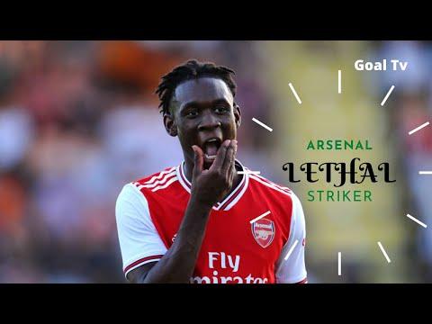 Arsenal's Folarin Balogun Is A Serious Talent !