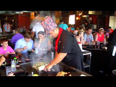 Want Asian Food?  Check Out Yamato Japanese Steakhouse And Sushi Bar