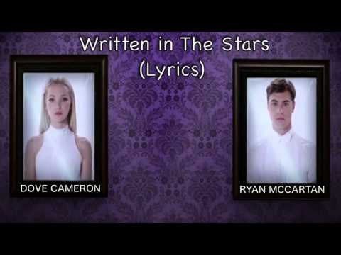 Dove Cameron And Ryan Mccartan - Written...
