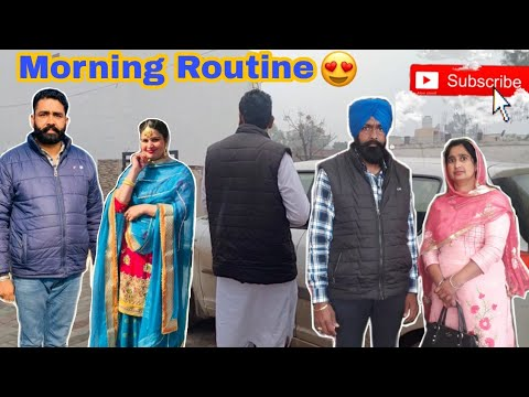 Download II Shopping + Morning Routine 🥰ll Our Family Routine 💓ll Life Of Punjab ll By Navsukhman Vlogs ll