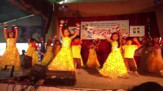 Mother india international residential public school attingal,trivandrum Kiddies FIESTA 2012