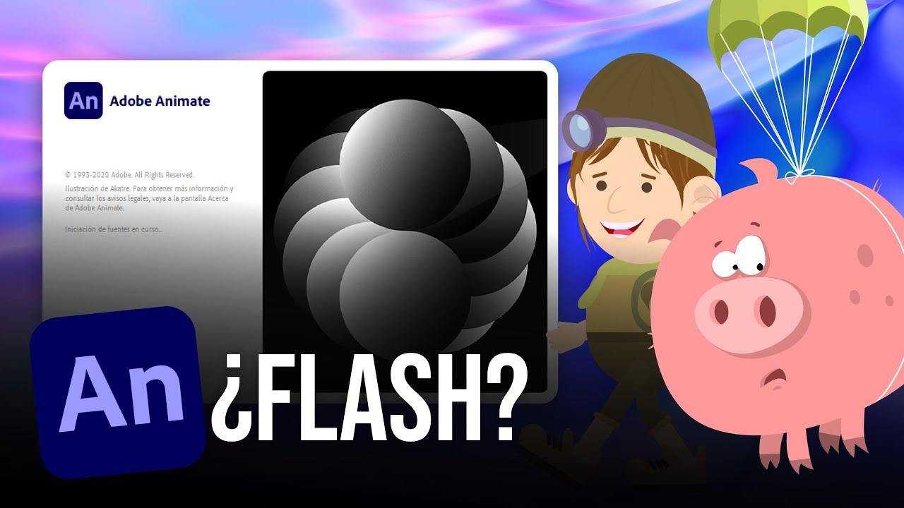 Actualización de Junio Adobe animate