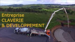 Episode 4  Construction du bâtiment  CLAVERIE Développement  