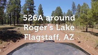 526A Roger's Lake Offroad Trail- Flagstaff, AZ