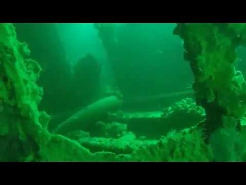 Scuba Diving/Spearfishing Fin Barge 2014