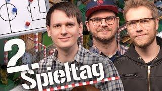 2. Spieltag der Fußball-Bundesliga in der Analyse   Saison 2018/2019 Bohndesliga HD