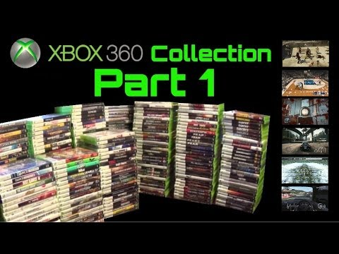 Xbox 360 Game Collection - Part 1 of 10