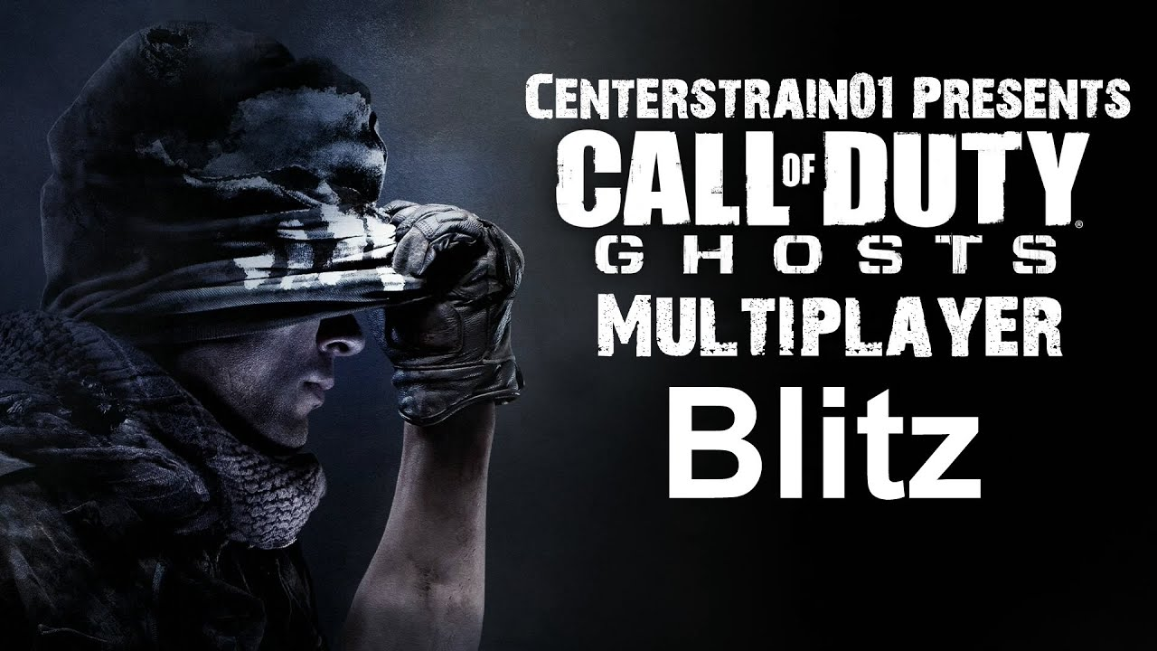 Call Of Duty: Ghosts - Multiplayer Gameplay - Blitz #1 ...