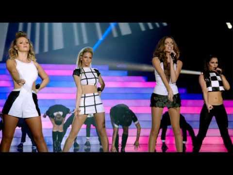 Girls Aloud - Something New [Ten: The Hits Tour 2013 DVD]