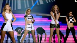Girls Aloud Something New Ten The Hits Tour 2013 DVD