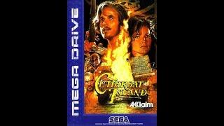 Cutthroat Island Прохождение (Sega Rus)