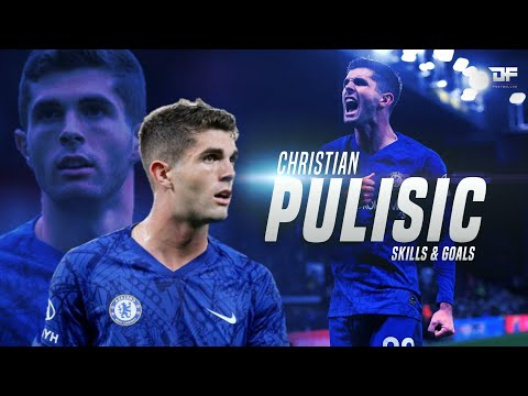 Christian Pulisic Skills & Goals 2019
