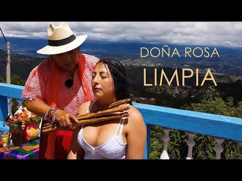 DOÑA ⚕ ROSA, MASSAGE + LIMPIA - CUENCA - ASMR, SPIRITUAL CLEANSING, LIMPIA ESPIRITUAL, おはらい. indir