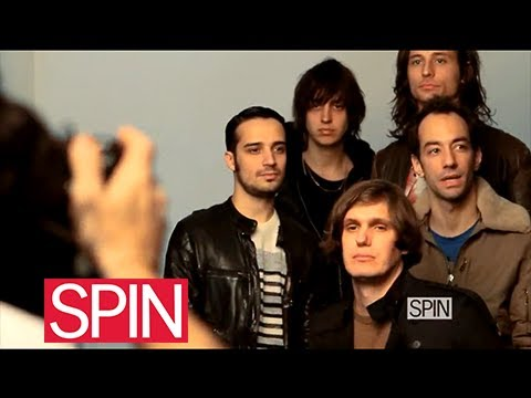 Photo Opp: The Strokes