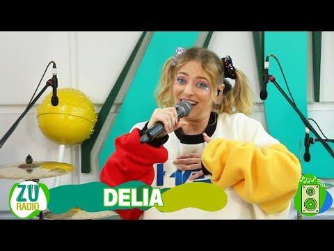 Delia - Acadele (Live la Radio ZU)