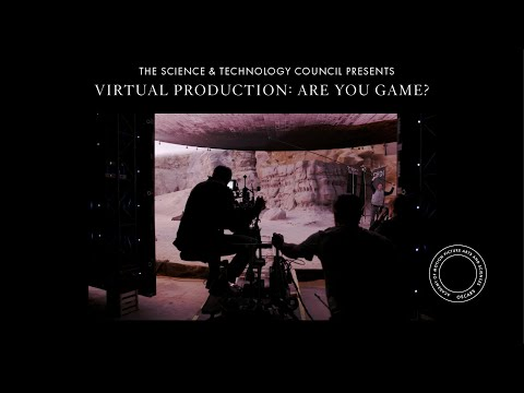 Virtual Production: Are You Game? | Produced by the Academy's Science and Technology Council