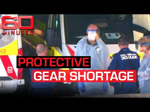 Why Are Frontline Health Workers Left Without Protective Equipment? | 60 Minutes Australia