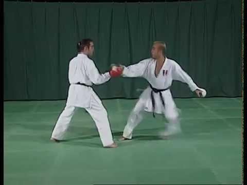 Video Karate - Technique Kumite Part 1 by Alexandre Biamonti