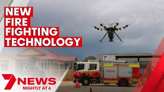NSW fire crews purchase new technology to fight fires | 7NEWS