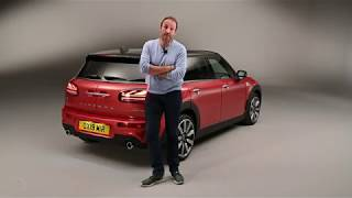 2020 Mini Clubman - First Video Walkaround