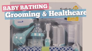 Grooming & Healthcare Kits Best Sellers Collection // Baby Bathing