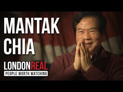 MANTAK CHIA - SEXUAL HEALING - Part 1/2 | London Real