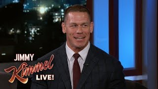 John Cena's Dad Pretended to Be Him