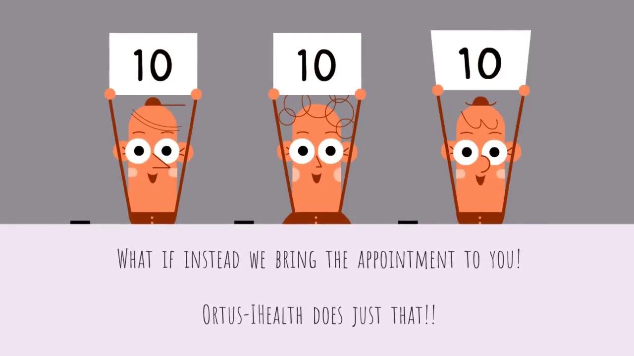 Ortus-iHealth patient portal