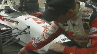 nigel mansell  explains the difference between f1 & his indycar 1993