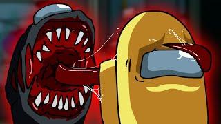 Among Us Horror Trailer | Animated
