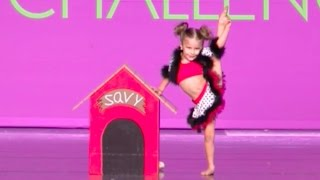Age 4 Rookie Jazz Solo Mather Dance Company HOF Ontario Keep the co...