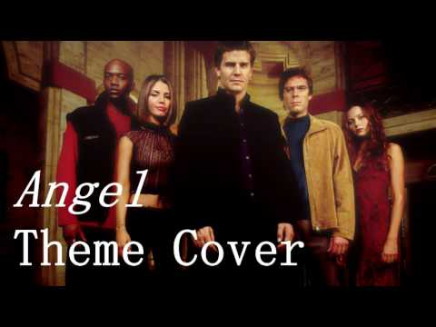 """""""Angel"""" Theme Piano / Synth Cover"""