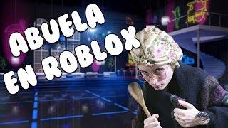 MI ABUELA RITA JUEGA ROBLOX | Roblox Boys and Girls Dance Club en español