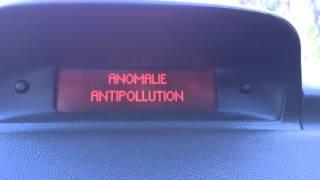307 ESP/ASR OFF ANOMALIE ANTIPOLLUTION FORUM307